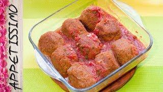 Грибные тефтели в духовке. Постные рецепты / Vegan Mushroom Balls