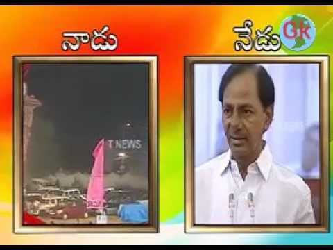 KCR Promised 1 Lakh Jobs, Now He Use Police To Beat