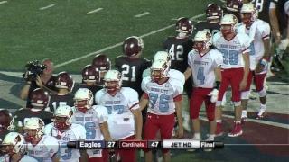 JHS Varsity Football Vs Webb City