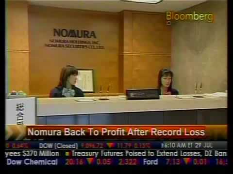 Nomura: A second market sell-off could be 'Lehman-like'