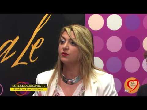 FEMMINILE PLURALE 2016/17 - OLTRE IL DISAGIO CON L'ARTE