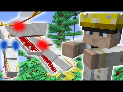 Minecraft: CAPTURE THE KING MISSION - Custom Mod Challenge [S8E12]