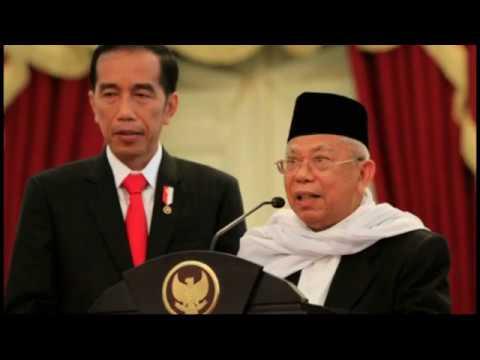 Sah! Jokowi-Ma'ruf Amin Pilpres 2019