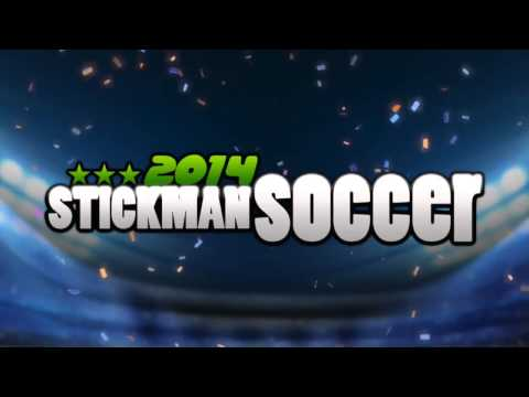 Stickman Soccer 2014 Official Trailer - iOS/Android - NewiPhoneGames
