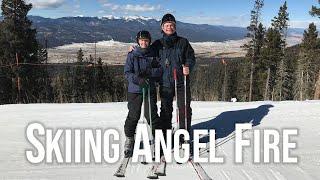 New Mexico Ski Resorts - Skiing Angel Fire 2018 - Heading Home
