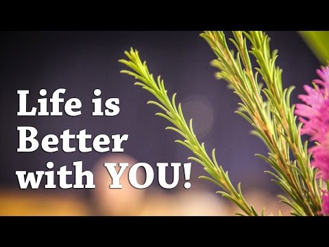 """Life is Better with You"" (Music Video) Rainbow Community School"