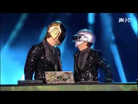 Marrakech Du Rire 2013 Daft PunkJamel Debbouze et Michaël Youn