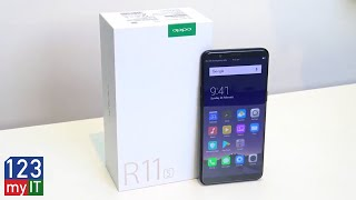 OPPO R11s Unboxing & Firstlook
