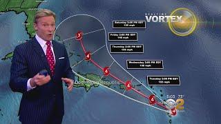 Keeping An Eye On Hurricanes Jose & Maria
