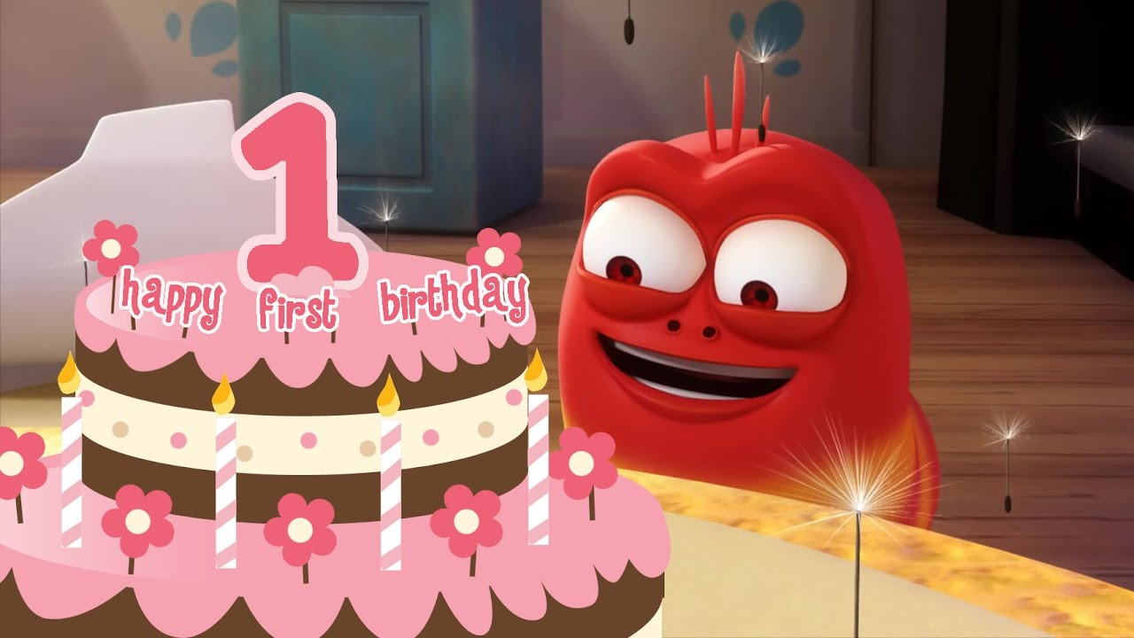 Larva ️ The Best Funny Cartoon 2017 Hd La Red Birthday ️