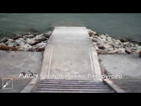 MAGIX Video deluxe (2017) - Demovideo