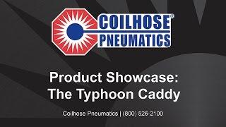 Coilhose Pneumatics Typhoon Caddy