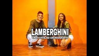 Lamberghini | VINAY CHHAJED ft. HINAL PATEL |DANCE COVER
