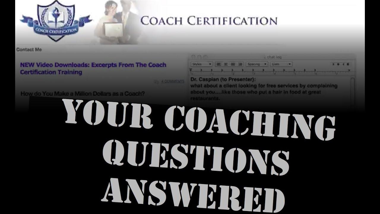 How To Start An Online Coaching Business Coach Certification Qa