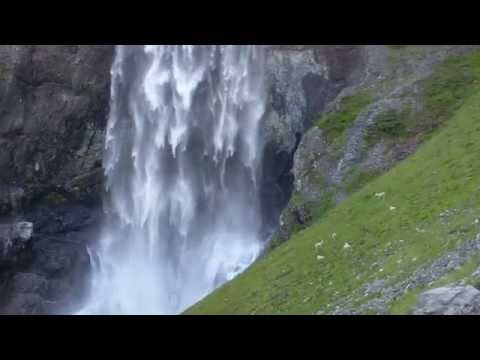 Norway Part 6 - Sognefjord and Huldafossen