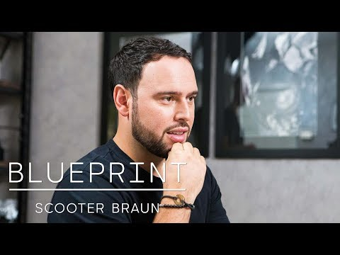 How Scooter Braun Went From Promoting Parties to Building An