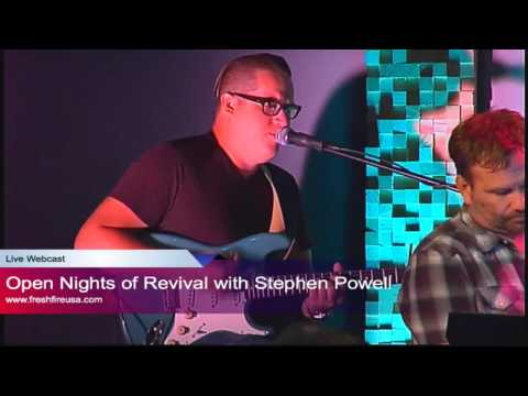 Open Nights of Revival with Stephen Powell 3