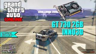 GTA 5 Online - GT 730 2gb | i3 530 @2.9Ghz