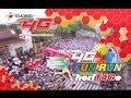 Telkomsel 4G LTE Fun Run Medan Heritage 2015