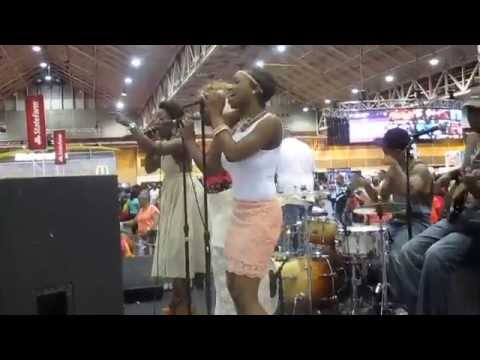 New Orleans native Erica Falls sings at 2014 Essence Fest