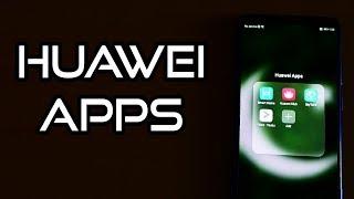 💡Honor Note 10 Tips🔨: Huawei Apps | EMUI 8 📱[4K]