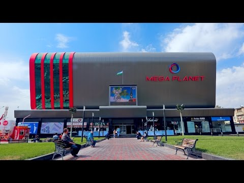 Mega Planet Hypermarket of Uzbekistan , Tashkent City