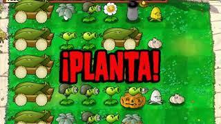 plantas VS zomvi