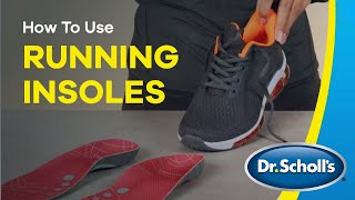 Running Insoles to Prevent Common