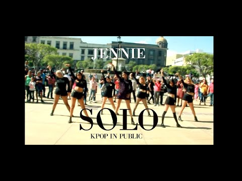 [KPOP IN PUBLIC MEXICO] JENNIE - 'SOLO' Dance Cover By Queens Unit From MEXICO
