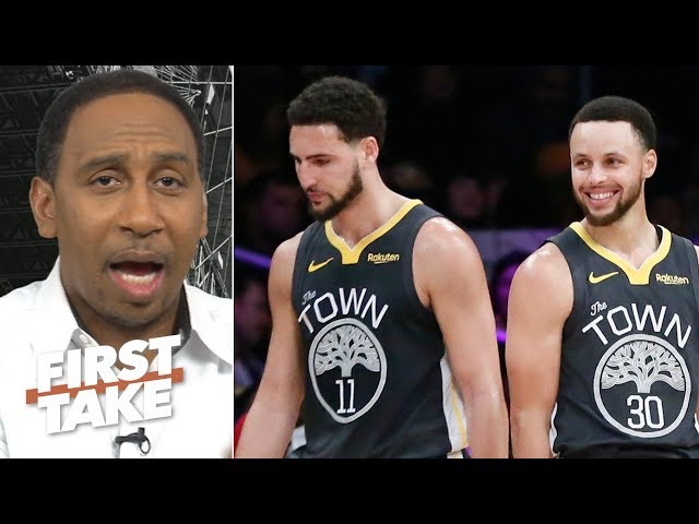 The basketball cops are looking for Klay Thompson – Stephen A. | First Take