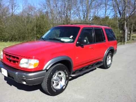 sold.1999 FORD EXPLORER 4DR SPORT 4X4 ONE OWNER V-6 LOCAL ONE OWNER 888-653-8056