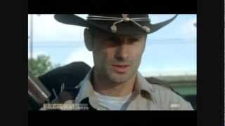The Walking Dead - Rick Moves Along (The All-American Rejects)