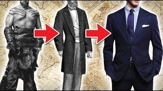 10 SHOCKING Style History Facts | Mind Blowing Evolution Of Men's Fashion
