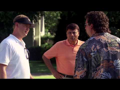 Eastbound and Down Golf Scene
