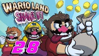 Wario Land Shake It | Let's Play Ep. 28 | Super Beard Bros.