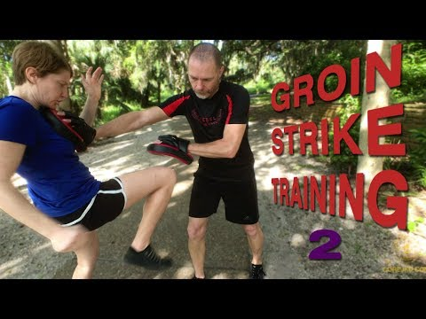 Groin Strikes—Part 2—Functional Knee Strikes—Core JKD