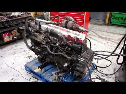 2003 Cummins ISC Engine Running