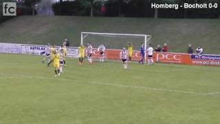 30. Spieltag: VfB Homberg - 1. FC Bocholt 0:0 (0:0)