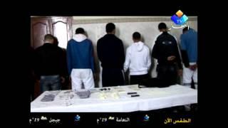 القبض على عون امن كان وراء عملية سطو على بنك تراست