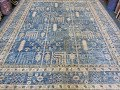 oriental rug video of the tree of life design from paradise oriental rugs inc