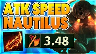 *3.48 ATK SPEED* FUNNIEST AUTO ATTACK IN LEAGUE OF LEGENDS (36 KILLS) - BunnyFuFuu