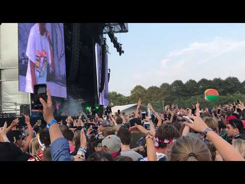 Big Sean  Mercy  @Lollapalooza Chicago 2017