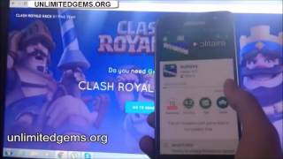 Clash Royale Hack - How To Get Unlimited Gems Free 2016 - How To Hack Clash Royale