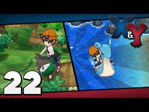 Pokémon X and Y - Episode 22 | Route 12: Skiddo Ranch!