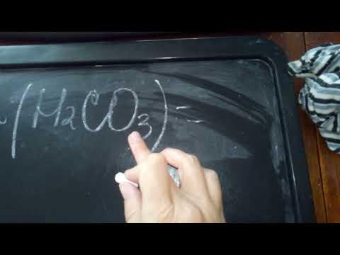 Как находится молекулярная масса вещества
