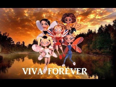 Spice Girls - Viva Forever (Lyrics & Pictures)