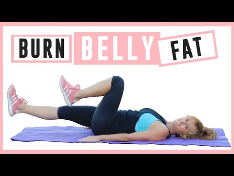 5 Minute Ab Workout For Women Over 50 | Reduce Belly Fat Fast | Fabulous50s