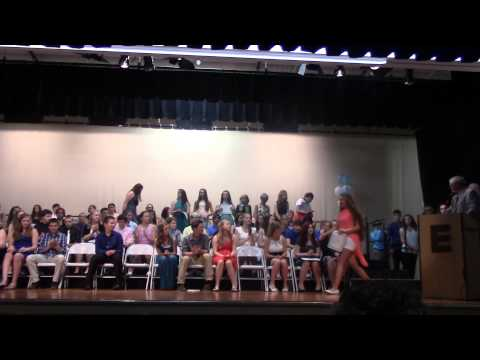 Epping Middle School Graduation 9