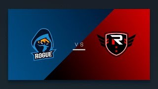 CS:GO - Rogue vs. Rise Nation [Mirage] Map 2 - NA Decider Match - ESL Pro League Season 6 Relegation