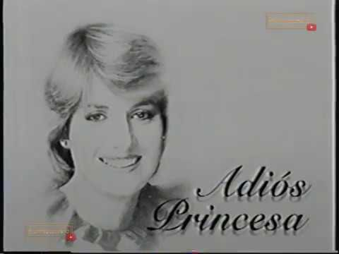 Funeral de la Princesa Diana/Diana de Gales (Televisa 1997 VHS)